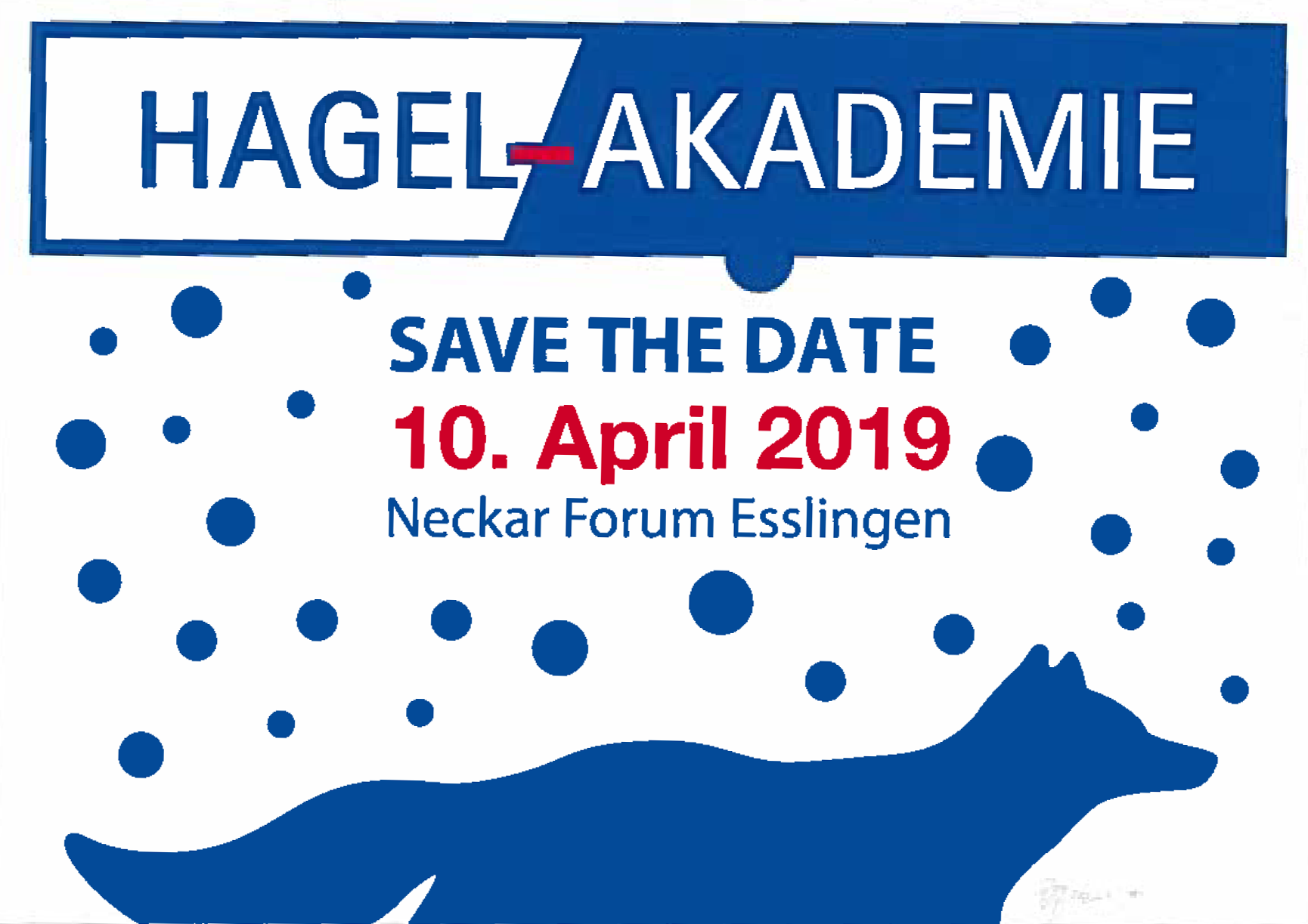 Hagelakademie 2019 am 10 April 2019